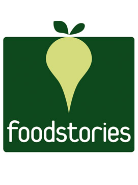 Foodstories logo by Monkey Business